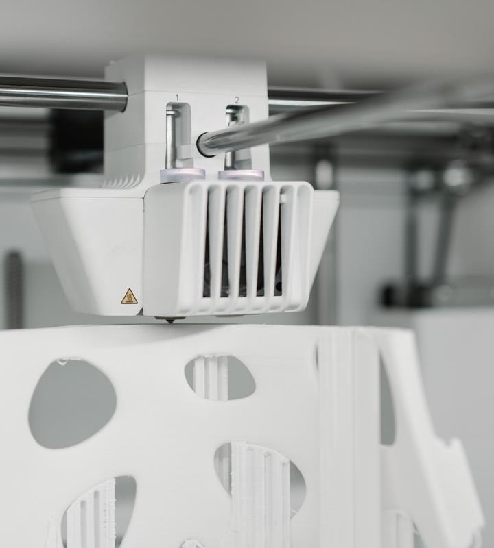 Nowoczesne drukarki 3D